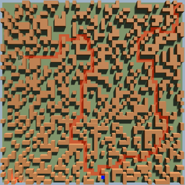 Thumbnail for A* Pathfinding